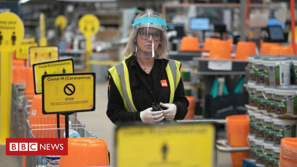 B&Q owner sees sales soar in lockdown DIY boom