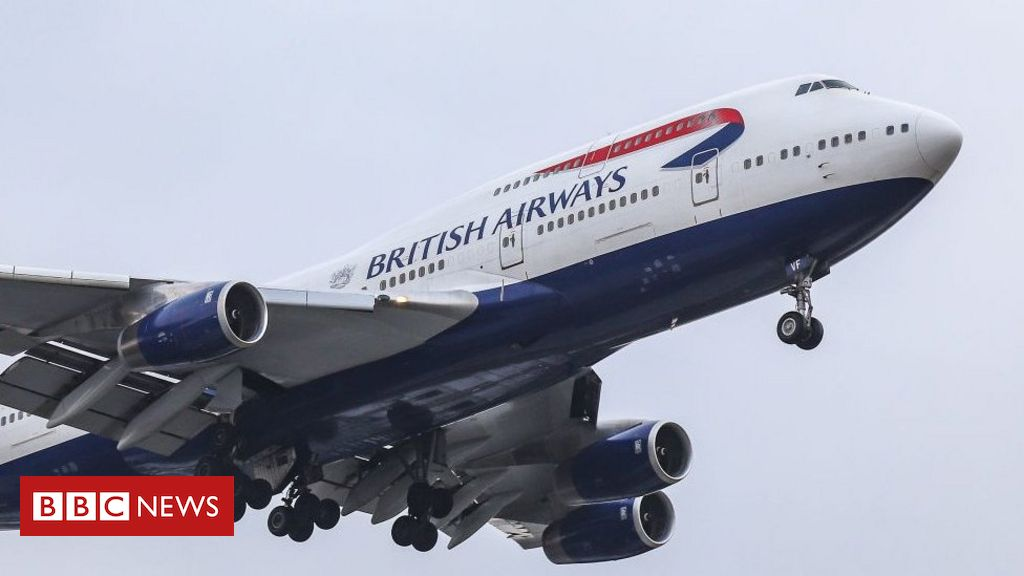 British Airways retires entire 747 fleet after travel downturn