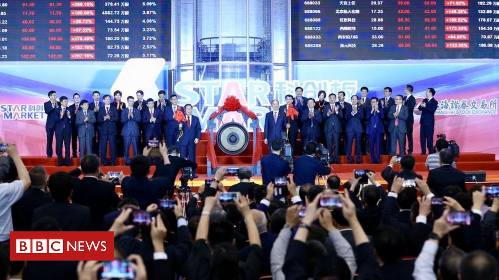 China's Star market aims to take on the Nasdaq