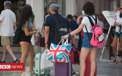Holiday firm Tui extends suspension of trips to Spain