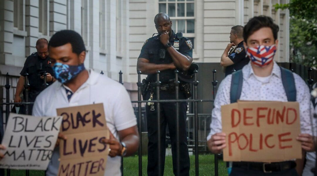 Defund police advocates look to forward cause through local elections
