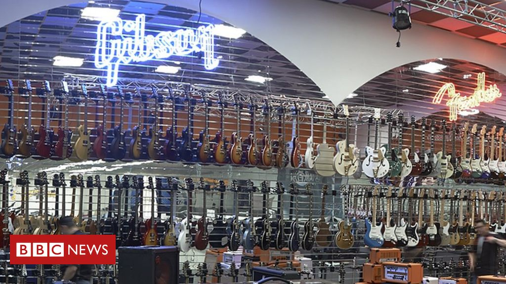 Guitar sales rise as UK gets into lockdown groove