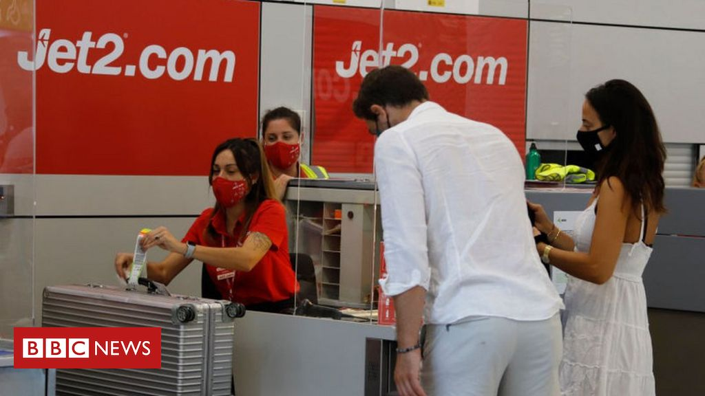 Jet2 tells holidaymakers in Spain to come home early