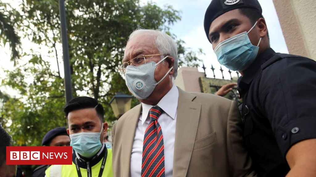 Najib Razak: Former Malaysian PM guilty on all charges in corruption trial
