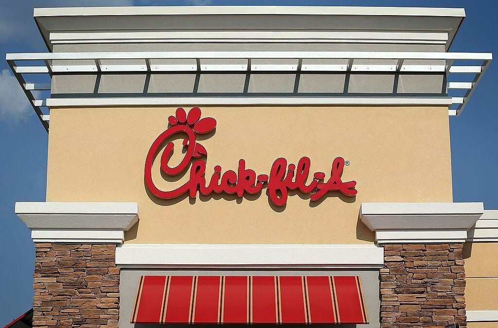 One Chick-fil-A offers free food voucher if you exchange coins