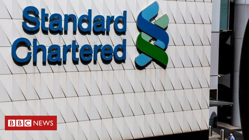 Standard Chartered profits take coronavirus hit