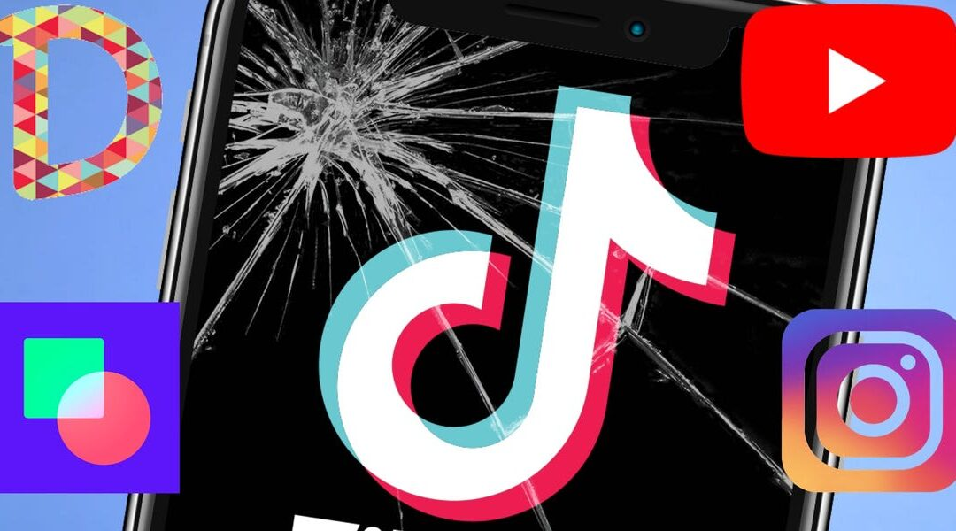 TikTok social competitors are capitalizing on app's potential US ban