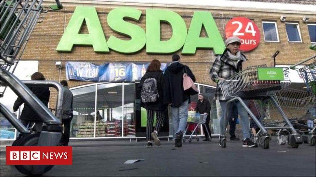 Walmart revives talks about Asda supermarket sale