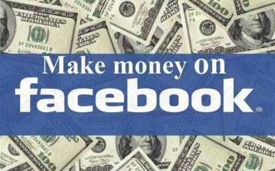 Six best ways to make money from Facebook