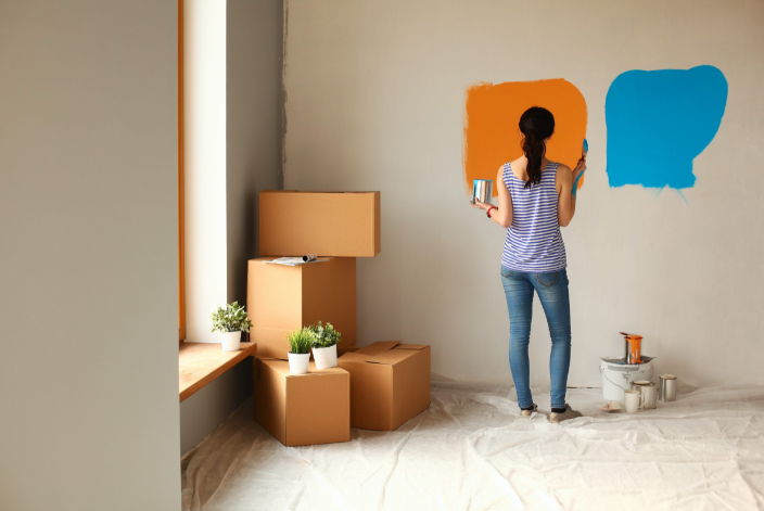 5 Mistakes to Avoid When Choosing Paint Colors