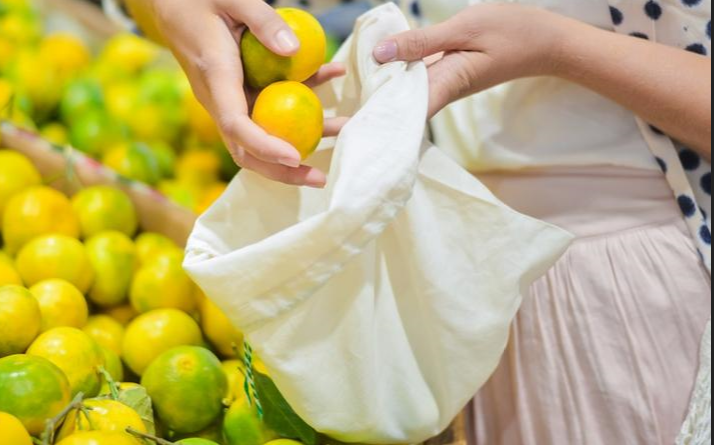 WHY REUSABLE BAGS ARE BETTER CHOICE THAN PLASTIC BAGS