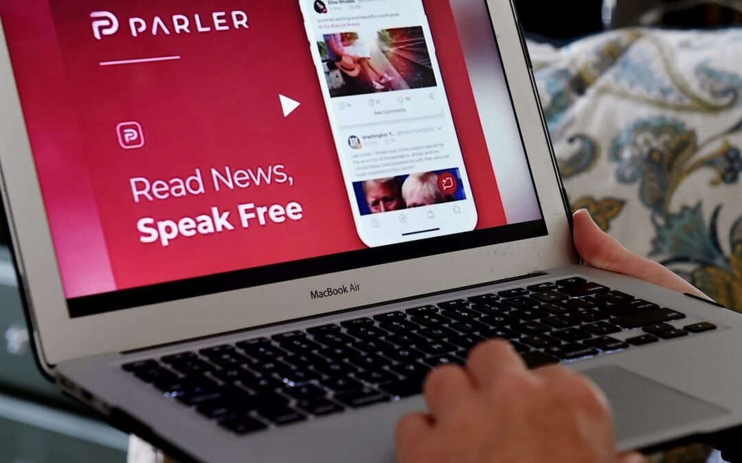Amazon is removing Parler from its web hosting service, meaning the platform will go offline Sunday if it can't find another host