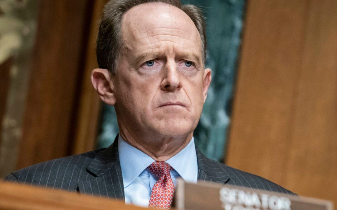 GOP Sen. Pat Toomey says Trump has 'committed impeachable offenses'