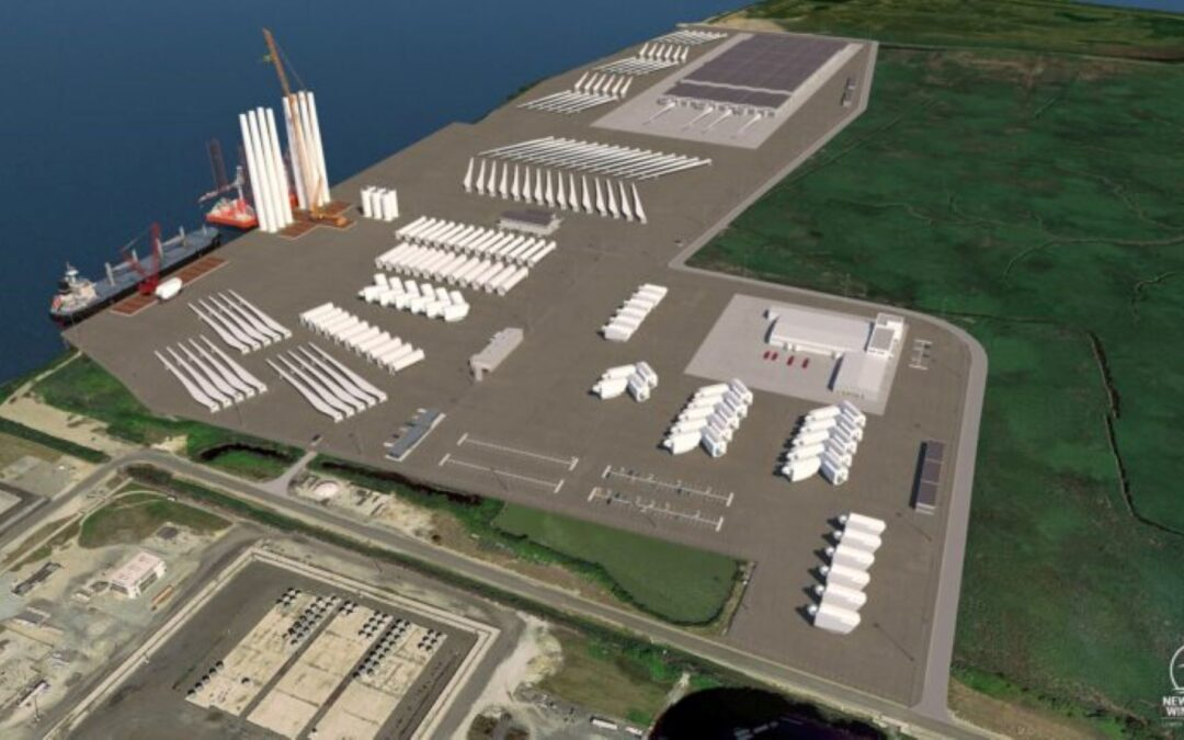 Planned New Jersey wind port will help meet strong demand from a growing offshore industry